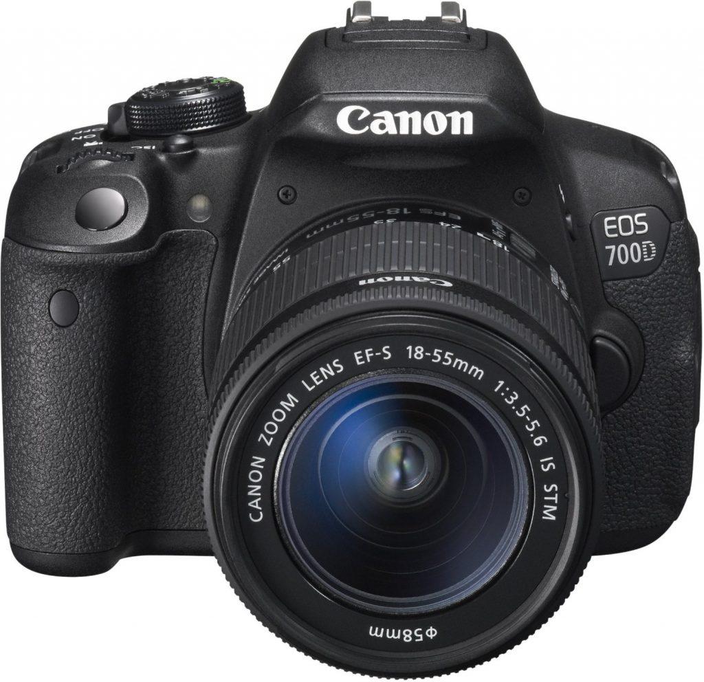 reflex Canon EOS 700D