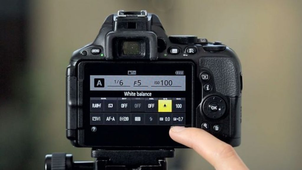 nikon-d5500-reglage-tactile
