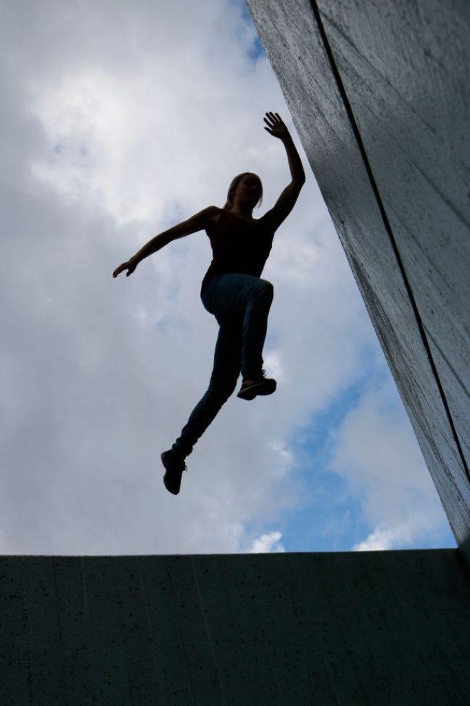 saut reflex