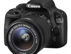 Le Canon EOS 100D (Rebel SL1), un bon reflex pas cher