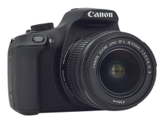 Test du Canon EOS 1300D : Simple et réactif