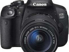 Le Canon EOS 700D : le plus vendu sur Amazon en 2018